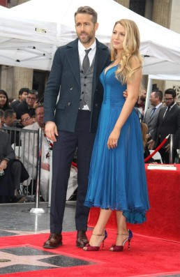 Ryan Reynolds and Blake Lively Reuters/Bank Showbiz