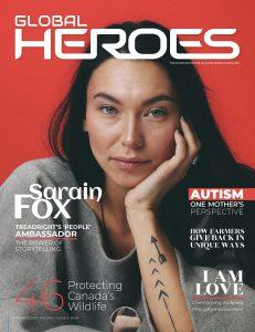 Global Heroes Magazine #2 - September 2020